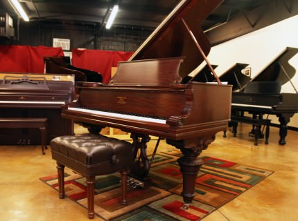 Steinway & Sons A Victorian