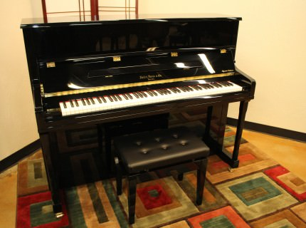 Hallet, Davis & Co. HS121S Professional Upright