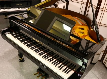 Hallet, Davis & Co. HS148 QRS Player Grand Piano