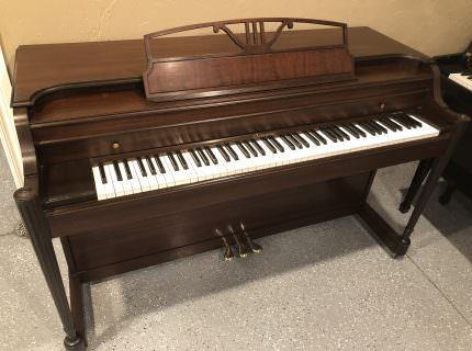 Baldwin Acrosonic Spinet