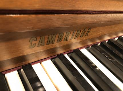 Cambridge Spinet