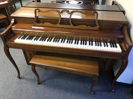 Gulbransen Art Case Spinet