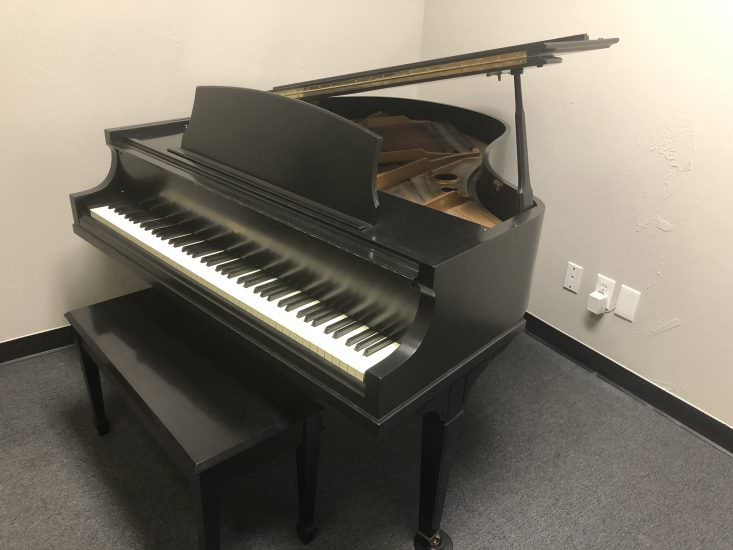 Cable Nelson Baby Grand For Sale In Oklahoma Bruce Piano
