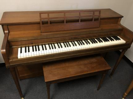 Harwood Spinet