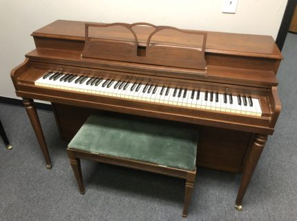 W. P. & Haines Co Spinet