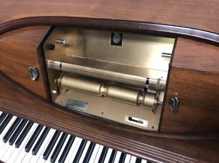 Roll Player Spinet Piano