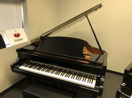 Hallet, Davis & Co. 148 Player Piano